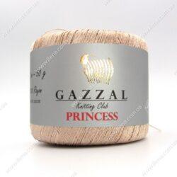 Пряжа Gazzal PRINCESS бежевый 3011