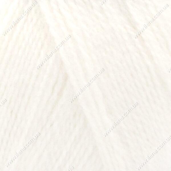 Пряжа Madame Tricote Angora белый 000