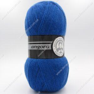 Пряжа Madame Tricote Angora синий 016