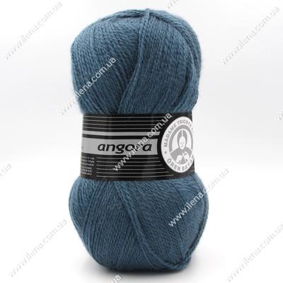 Пряжа Madame Tricote Angora джинс 018