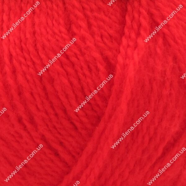 Пряжа Madame Tricote Angora красный 032