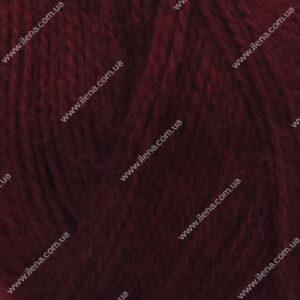 Пряжа Madame Tricote Angora бордо 035