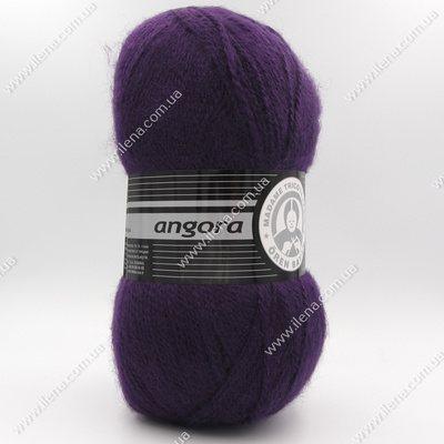 Пряжа Madame Tricote Angora темно-фиолетовый 060
