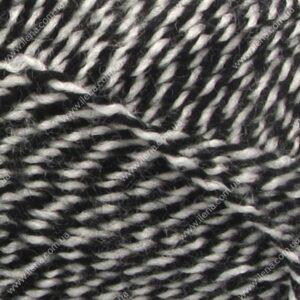 Пряжа Nako Astra черно-белый 21302