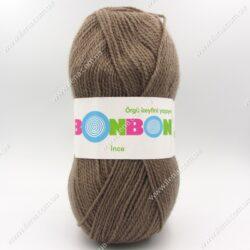 Пряжа Nako Bonbon Ince темный беж 98324