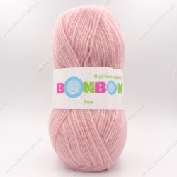 Пряжа Nako Bonbon Ince пудра 98418