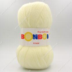 Пряжа Nako Bonbon Kristal молочный 98223
