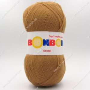 Пряжа Nako Bonbon Kristal бежевый 98226