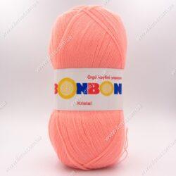 Пряжа Nako Bonbon Kristal персиковый 98227