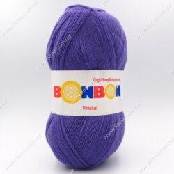 Пряжа Nako Bonbon Kristal фиолетовый 98241