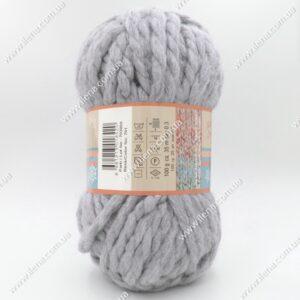 Пряжа Nako Lora серый 791