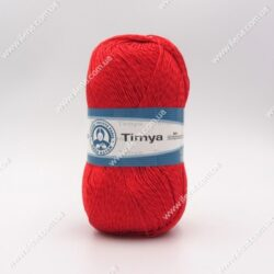 Пряжа Madame Tricote Timya красный 5908