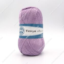 Пряжа Madame Tricote Timya сиреневый 5914