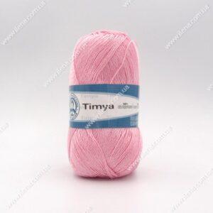 Пряжа Madame Tricote Timya розовый 5916