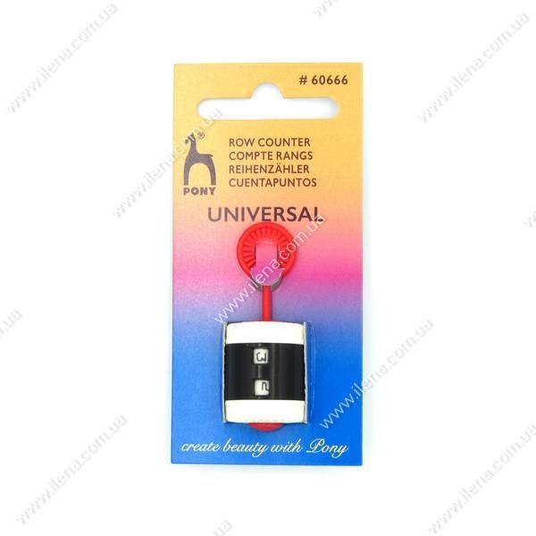 Счетчик рядов для вязания UNIVERSAL Pony 60666