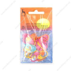 Маркеры для вязания Pony 25 шт 60672