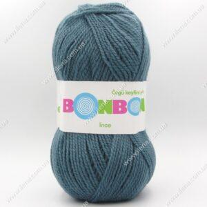Пряжа Nako Bonbon Ince джинсовый 98263
