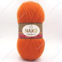 Пряжа Nako Nakolen 5 терракотовый 6963