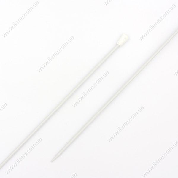 Спицы прямые для вязания Vizell 3 мм 35 см