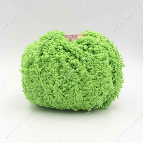 Пряжа Baby Mahra Filati зеленый 1108