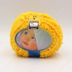 Пряжа Baby Mahra Filati желтый 2517