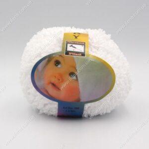 Пряжа Baby Mahra Filati белый 501