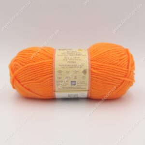 Пряжа Nako Baby Marvel оранжевый 10157