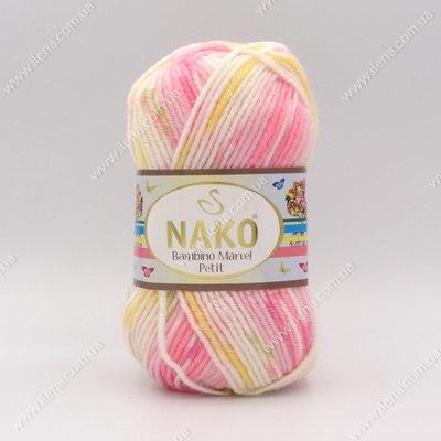 Пряжа Nako Bambino Marvel Petit 81131