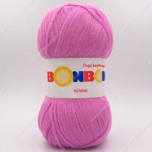 Пряжа Nako Bonbon Kristal фрезовый 98261