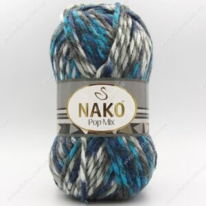 Пряжа Nako Pop Mix 86596