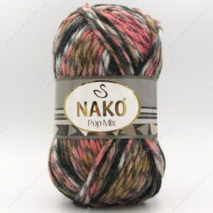 Пряжа Nako Pop Mix 86752