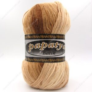 Пряжа Papatya Batik 554-02