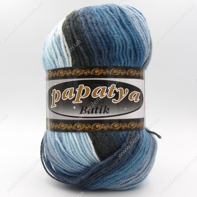 Пряжа Papatya Batik 554-19