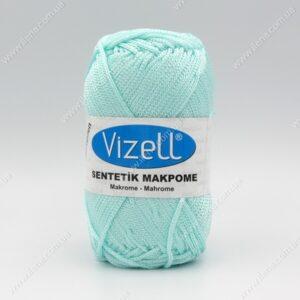 Пряжа Vizell Makrome мята