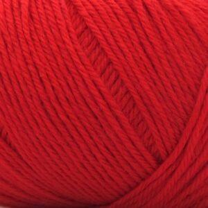 Пряжа Gazzal Baby Wool 811 красный