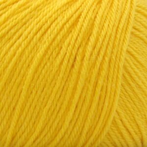 Пряжа Gazzal Baby Wool 812 желтый