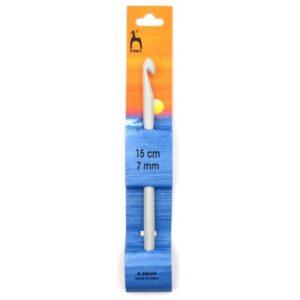 Крючок для вязания Pony 45665 без ручки 7.00 мм 15 см