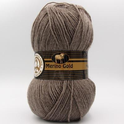 Пряжа Madame Tricote Merino Gold 014 мокко