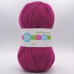 Пряжа Nako Bonbon Ince фуксия 98262