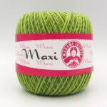 Пряжа Madame Tricote Maxi (меланжевая)