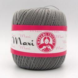 Пряжа Madame Tricote Maxi 4651 серый