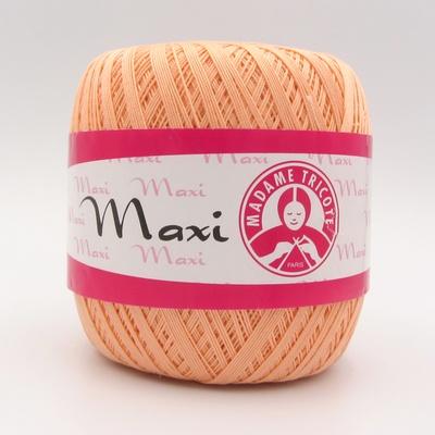 Пряжа Madame Tricote Maxi 6322 персик