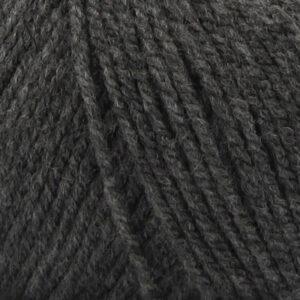 Пряжа Madame Tricote Star 009 темно-серый