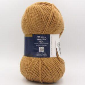 Пряжа Madame Tricote Star 099 светло-коричневый