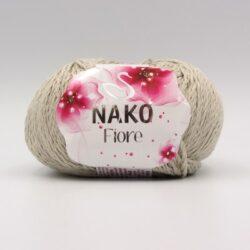 Пряжа Nako Fiore 10969 беж