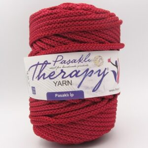 Шнур для вязания Therapy Yarn Pasakli красный
