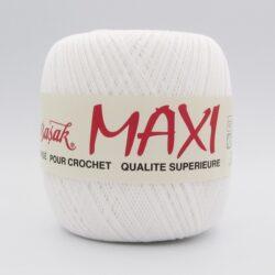 Пряжа Altin Basak Maxi Beyaz белый