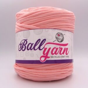 Трикотажная пряжа Ball Yarn персик