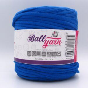 Трикотажная пряжа Ball Yarn синий
