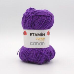 Пряжа Etamin Canan фиолетовый E-118